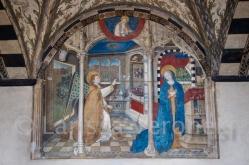 Die Verkündigung des Ravensburger Meisters Jos Amman